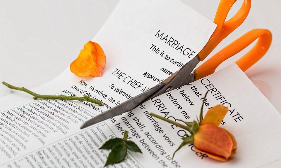 Verifying marital status